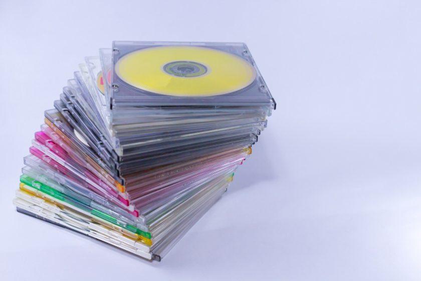 CD売り上げ